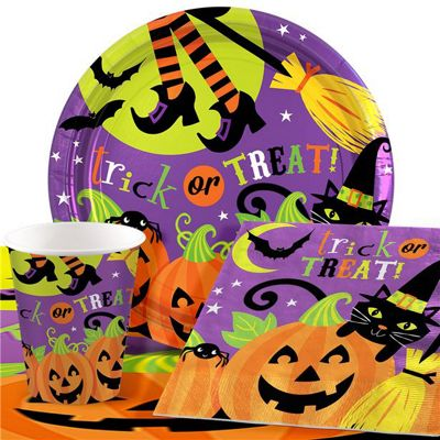 Witches Crew Value Party Pack for 8