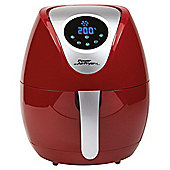 Power Air Fryer 3.2 Litre Red