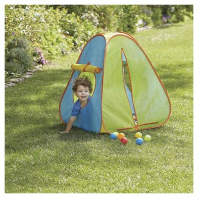 Tesco Pop Up Tent  sc 1 st  Tesco & Buy Tesco Pop Up Tent from our Play Tents u0026 Play Tunnels range - Tesco