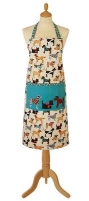 Ulster Weavers Hound Dog Cotton Apron 7HOD01