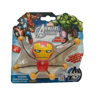 Marvel Avengers Wall Crawler Iron Man