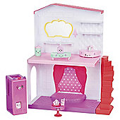 Shopkins Happy Places Happyville High School Prom Play Set