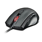 SpeedLink SL-680007-BK ASSERO Gaming Mouse LED illumination Four Colours Effect