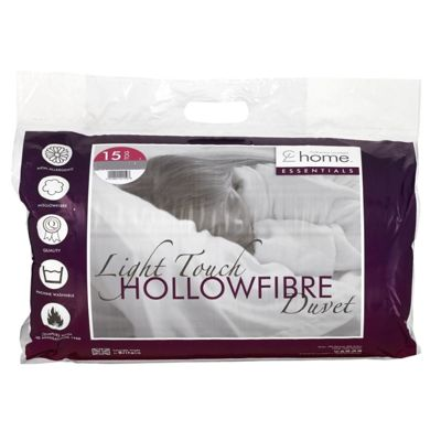 Catherine Lansfield 15 Tog Quilt Hollowfibre Quilt - Super King