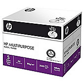 HP Multipurpose Paper 80gsm 5 pack