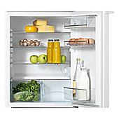 K12020S-1 A+ Rated Undercounter Fridge With 4 Shelves in White