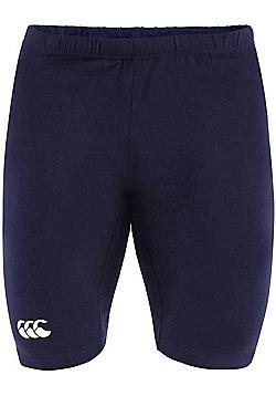 Canterbury Junior Nicks Rugby Under Shorts - Navy - Navy