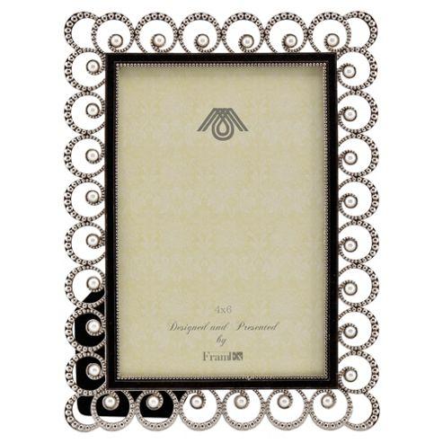 Tesco vintage pearl frame 4x6