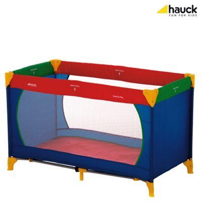 Hauck Dream N Play Travel Cot Multicolour