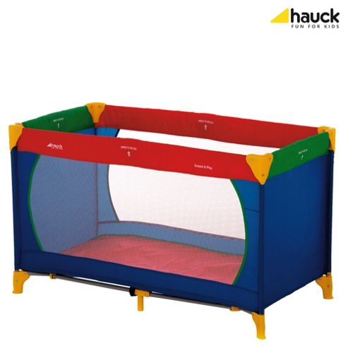 Hauck Dream N Play Travel Cot Multicolour