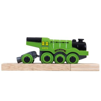 Bigjigs Rail Flying Scotsman Battery Operated Engine