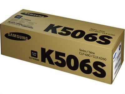 HP CLT-K506S Laser toner 2000pages Black Samsung 2000 pages