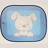 Clippasafe Fun Sun Screens Blue