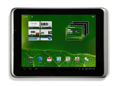 Busbi Disgo 8400G (7.9 inch) Android Tablet PC Qualcomm Dual Core Snapdragon (S4) 4GB 3G GPS Android 4.1.2