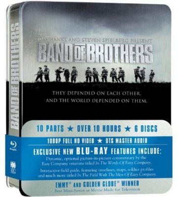 Band Of Brothers  (Blu-Ray Boxset)