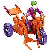 Imaginext Streets of Gotham City The Joker and Cycle