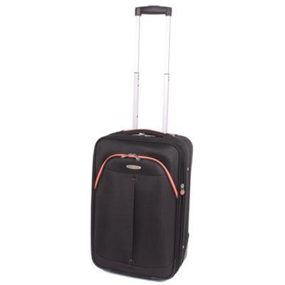 Pierre Cardin Zylo Onboard Case - Black & Orange