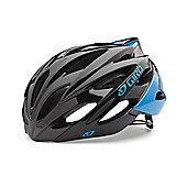 Giro Savant Road Bike Helmet Blue/Black, Medium