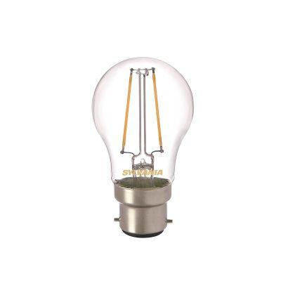 Sylvania ToLEDo Filament LED BALL 250lumen B22 Lamp