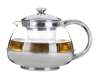 Grunwerg Cafe Ole Beehive Teapot with Infuser Basket 750ml