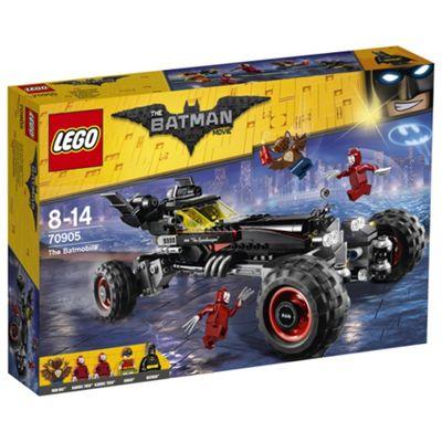 LEGO Batman Movie The Batmobile 70905 Superhero Toy