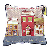 Country Club Tapestry Cushion Cover Home 17 x 17""
