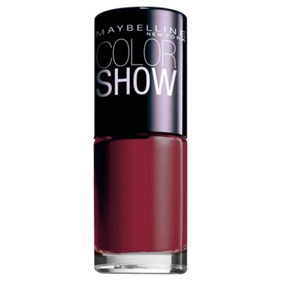 Maybelline Color Show Nail 352 Downtown Red
