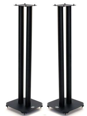 B-Tech Atlas 80 cm Speaker Stand Pair - Black