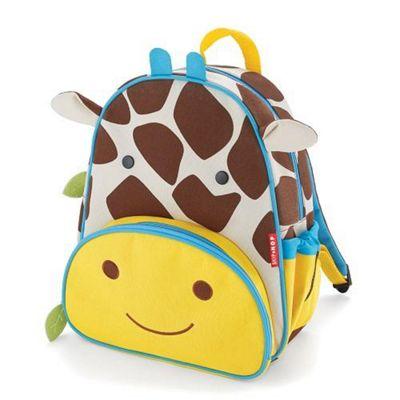 Skip Hop Zoo Kids' Backpack, Giraffe