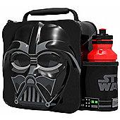Disney Star Wars 'Darth Vader' 3d Lunch Bag with Bottle Box