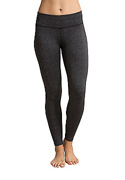 Zakti All Knotted Up Leggings - Grey