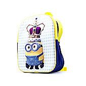 Minion 'King Bob' 3D EVA Backpack
