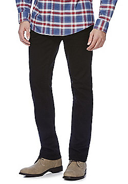 F&F Stretch Slim Fit Jeans - Black