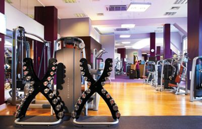 Health Club and Afternoon Tea Delight for Two at a Marriott Hotel