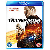 Transporter Refuelled Blu-ray