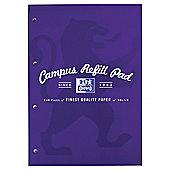 Oxford Campus 140pg Refill Pad - Purple