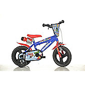 Avengers 12 inches Bicycle - Dino Bikes