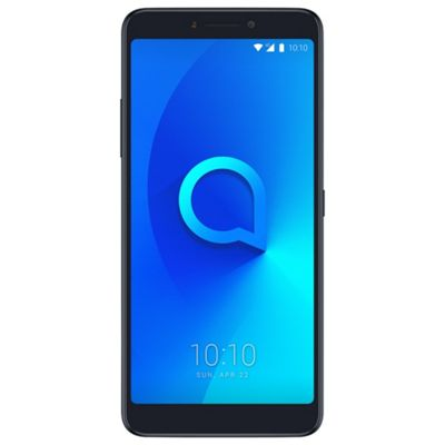 Alcatel 3V Spectrum Black -SIM Free