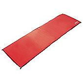 Regatta Napa 7 Camping Mat Red 185 x 50 x 7cm