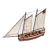 HMS Endeavour's Longboat - 1:50 Scale - 19015 - Artesania Latina