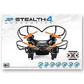 JSF Stealth 4 RC Quadcopter Drone Radio Control