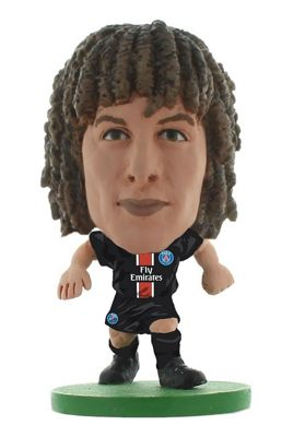 Soccerstarz - Paris St Germain David Luiz - Home Kit (2017 Version) /figures