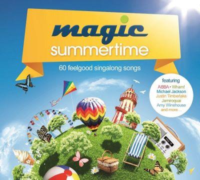 Magic Summertime (3CD)