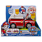 Paw Patrol On A Roll Marshall Vehicle