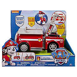 Paw Patrol On A Roll Marshall Vehicle