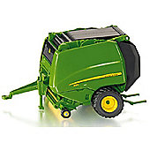 Britains John Deere 990 Round Baler 1:32 Diecast Farm Vehicle Machinery 42784