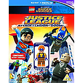 LEGO: Justice League - Attack of the Legion of Doom Blu-ray