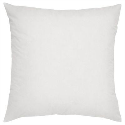 100% duck feather cushion inner - 60 x 60cm