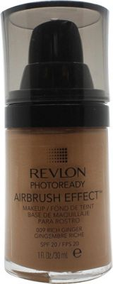 Revlon PhotoReady Airbrush Effect Makeup 30ml - Rich Ginger