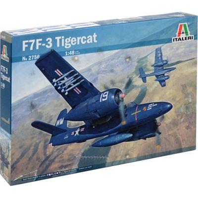 ITALERI 2756 F7F-3 Tigercat 1:48 Aircraft Model Kit